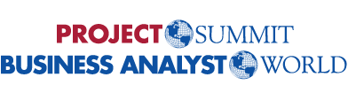 The leading conference for Project Managers and Business Analysts!